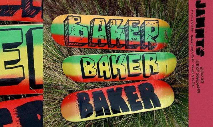 Baker Skateboards Shop