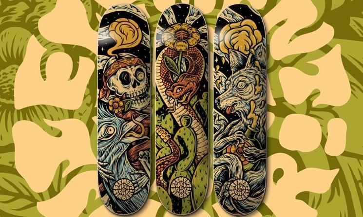 Element Skateboards Shop