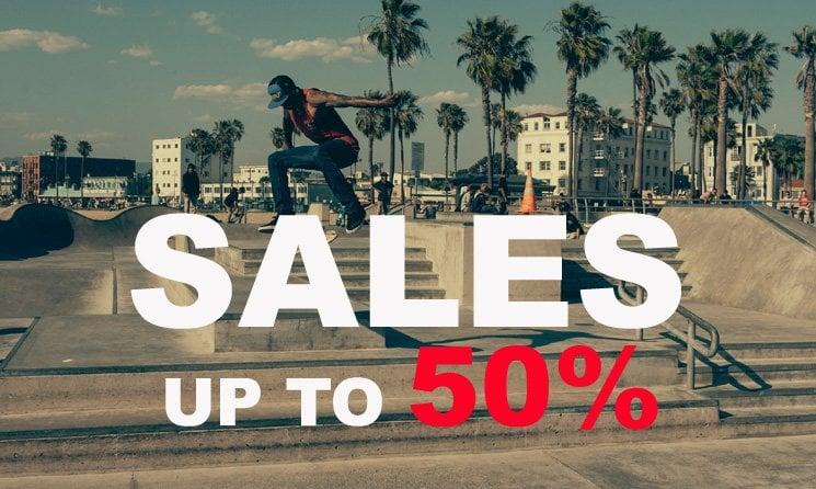 Fillow Sales Skate Shop