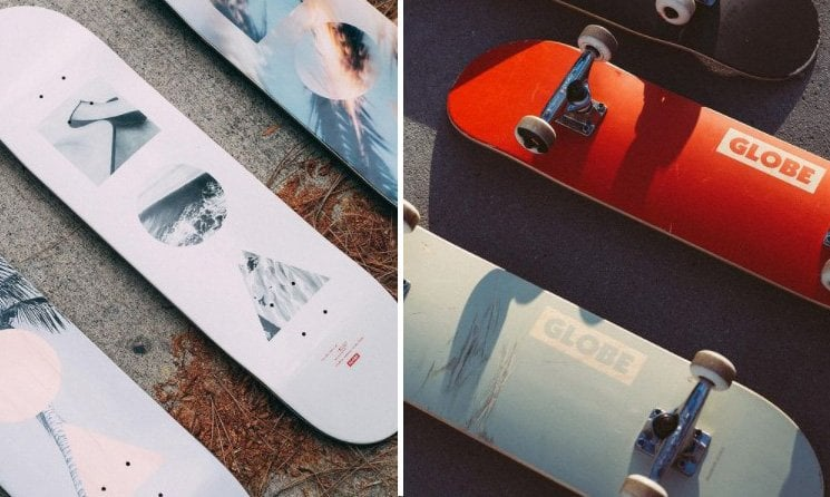 Globe Skateboard Shop