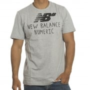 New Balance Numeric T-Shirt: MC Hand Drawn GR
