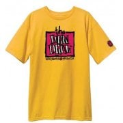 New DealT-shirt: Original Napkin Logo SS Gold