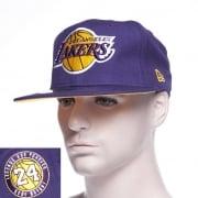 New Era Cap: 5950 Loslak Kobe  Inc Purple Ball PP