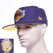 New Era Cap: 5950 Loslak Kobe  Inc Purple Jersey PP