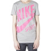 Nike Girl T-Shirt: Exploded Nsw GR, XS