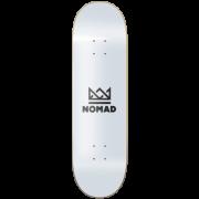 Nomad Deck: Crown - Black 8.0