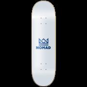 Nomad Deck: Crown - Blue 8.25