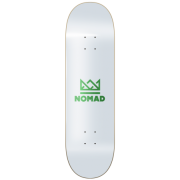 Nomad Deck: Crown - Green 8.75