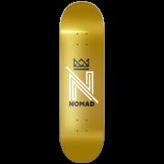 Nomad Deck: OG Logo Gold 8.75