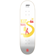 Nomad Deck: Tattoo Brother 8.125