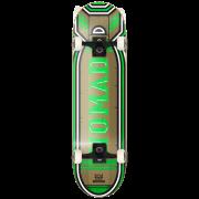 Nomad Volledige Skateboards: Bomb Green 8.125