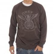 Obey Sweatshirt: Peace & Justice GR
