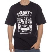 Obey T-Shirt: Secret Location BK