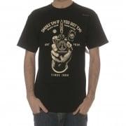 Obey T-Shirt: Smoke'em BK