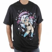 Osiris T-Shirt: Burlesque BK, S