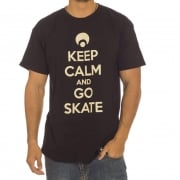 Osiris T-Shirt: Calm BK
