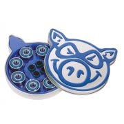 Pig Bearings: Blue Abec 3