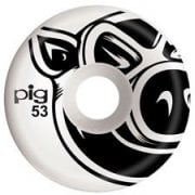 Pig Wheels: Head Conical Natural (53 mm)