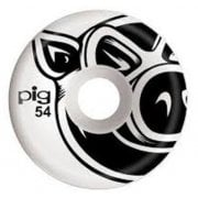 Pig Wheels: Head Natural (54 mm)