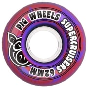 Pig Wheels: Pig Supercruiser New Red (62 mm)
