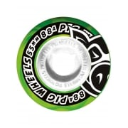 Pig Wheels: Street Cruisers New Green (55 mm)