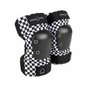 Pro-Tec Elbow Pads: Junior Elbow Pad Checker BK/WH