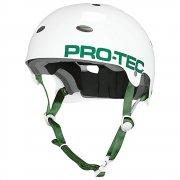 Pro-Tec Helmet: B2 Skate SXP Gloss White