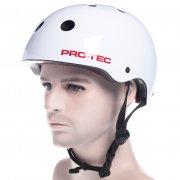 Pro-Tec Helmet: The Classic Caballero WH