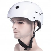 Pro-Tec Helmet: The Classic Gloss WH