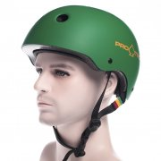 Pro-Tec Helmet: The Classic Matte Rasta GN