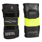 Pro-Tec Wrist: Pads Rental Wrist Guard Junior BK/YLL