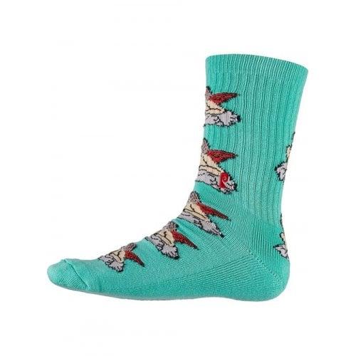 Psockadelic Socks: Dead Angel GN