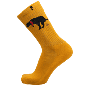 Psockadelic Socks: Keeper 2 Gold YL