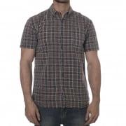 Quiksilver Overhemd: Prelock BK/GR