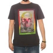 Quiksilver T-Shirt: Skully Acid GR