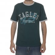 Reebok NFL T-Shirt: Eagles Gridiron GN, XS