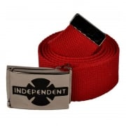 Riem Independent: Clipped Cardinal Red RD