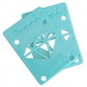 Riserpads Diamond: Rise & Shine Risers Blue