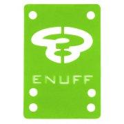 Riserpads Enuff: Shock Pads Green