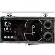 Rodamientos FKD: Abec 3 Steel