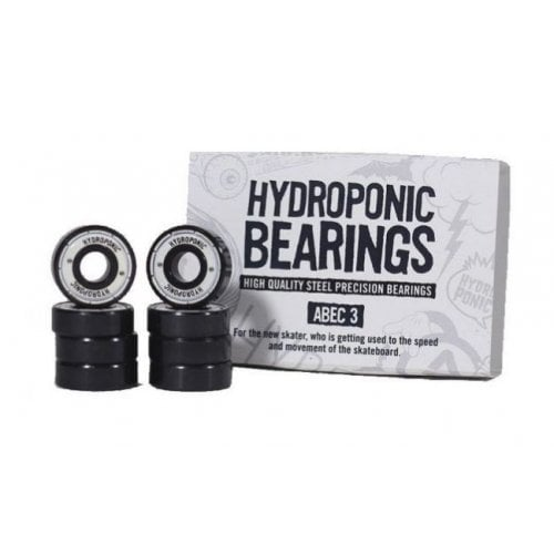 Rodamientos Hydroponic: Abec 3 White