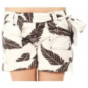 Roxy Girl Shorts: Train of Love WH, M