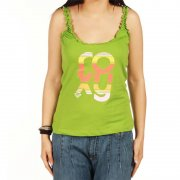 Roxy Girl T-Shirt: Bloch In Solid GN