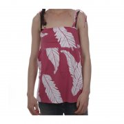 Roxy Girl T-Shirt: Sunburnt PK, XS