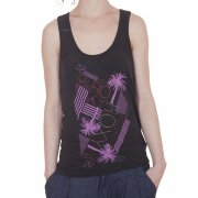 Roxy Girl T-Shirt: Yaggie! BK, XS