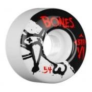 Ruedas Bones: V1 Series (54 mm)