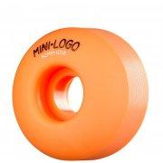 Ruedas Mini-Logo Skateboards: C-Cut Orange (52 mm / 101A)