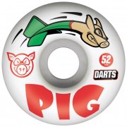 Ruedas Pig: Darts (52 mm)