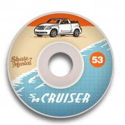 Ruedas Skate Mental: PT Cruiser 2 (53 mm)