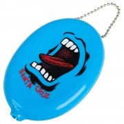 Santa Cruz Portemonnee: Screaming Coin Pouch BL